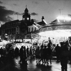The Atmosphere of the May Fair in the 50s-60s