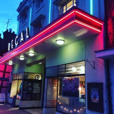 Another Stories from the Hop Yards Screening venue - The Regal in Tenbury Wells