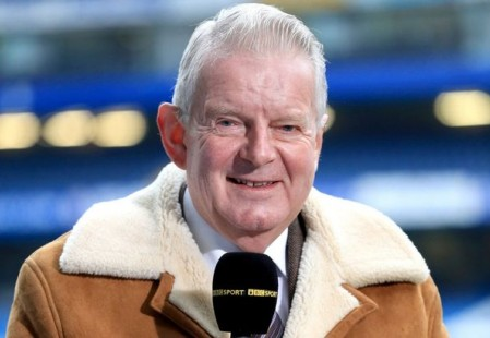 Legendary football commentator retires