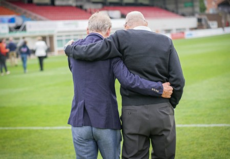 Reunion at Edgar Street